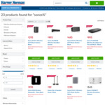 Sonos Playbar/Playbase $995 ($895 after 1 AmEx Cashback, $795 with 2) + $100 HN Gift Card @ Harvey Norman