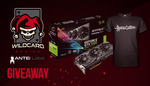 Win an ASUS ROG GeForce GTX 1080 from Wildcard Gaming