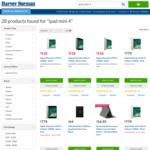 iPad Mini 4 128GB - $518 ($418 after AmEx Cashback) @ Harvey Norman