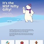 MSP Nifty Gift: Free Amazon $5 Gift Card, Dato Drive Sub, IT Glue Seat, eBooks, Subscriptions etc
