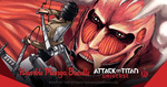 Humble Bundle Attack on Titan Manga (Prices in AUD) $1 ($1.23) / $8 ($9.87) / $15 (18.50) / $18 ($22.20)