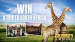 Win an Escape to South Africa for 2 Worth $15,000 from Network Ten