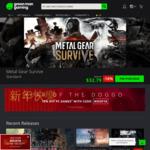 Green Man Gaming - 18% off PC Games