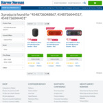 Sony XB30  Bluetooth Speaker $103 / Sony XB10 Bluetooth Speaker $54 / Sony XB40 Bluetooth Speaker $137 @ Harvey Norman