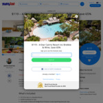 [QLD] $119: Overnight Cairns Resort Stay for 2 Inc Brekkie & Wine @ Novotel Cairns Oasis Via Travelzoo, Reg $341
