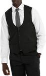 BLAQ SLIM Other Plain Waistcoat $19 (Was $89) C&C @ Myer