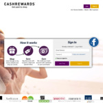 Cashrewards Refer-a-Friend: $10 for Referrer, $10 Instantly Approved for Friend
