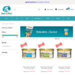 Fancy Feast Classics 24x 85g Cat Cans - $16.95 + Shipping (Free for Orders over $49) @ Net to Pet