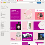 20% off 53 Selected Sellers @ eBay (Allphones, Dell, Catch, amaysim, Futu, Sydneytec + More)