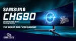 """Win a Samsung 49"""" Super Ultra-wide Curved QLED Gaming Monitor Worth $1,999.95 from Gamestatix"""