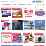 """5% off Sitewide Via iOS APP: Kogan 55"""" Curved 4K LED TV $569 Delivered @ Kogan"""