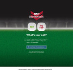 Win Various NRL/State of Origin Ticket/Merchandise Prizes from KFC