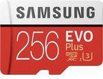 Samsung Evo Plus MicroSD 256GB $86,Gigabyte Nvidia GeForce GTX 1070 Ti 8GB $596,Razer Lancehead $52 Posted @ PC Byte [eBay Plus]