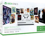 Xbox One S Bundles 500GB $239.20, 1TB $263.20 Delivered @ eBay Microsoft