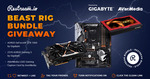 Win a 'Beast Rig' Bundle from Restream/Gigabyte/AverMedia