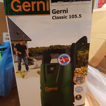 [VIC] Gerni 105.5 Pressure Washer $40 (Was $79) @ Bunnings Warehouse Nunawading/Hoppers Crossing (Potentialy Others)