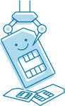 Jeenee Mobile 6GB/8GB/10GB Plans $23.75 (Unlimited Calls & Text + $50 International Credit)