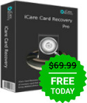 Free iCare SD Card Recovery 1.1.4 (was $69.99) @ Giveaway of The Day