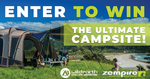 Win a Zempire Family Camping Package from Wild Earth