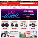 $20 off Orders over $130 & $50 off Orders over $350 @ 99 Bikes Shop