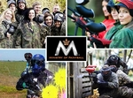 $1 Paintball at Ministry of Paintball