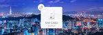 21% off South Korea Unlimited 4G/LTE SIM Cards, Everland & Jisan Forest Ski Resort from AU $5.50 @ Kkday