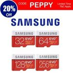 Samsung EVO+ 128GB MicroSD $31.60 Delivered @ Apus Auction eBay