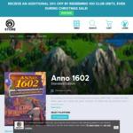 (PC) Free - Anno 1602 (Was $3.49) @ Ubisoft