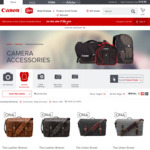 50% off Ona Bags + Free Shipping @ Canon