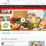 $25 off First Box + 5000 Qantas Points | 15000 Qantas Points after 10 Orders @ HelloFresh