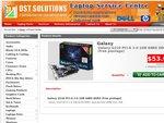 Galaxy G210 PCI-E 2.0 1GB 64bit DDR3 Graphic Card $53 (Free Postage around AUSTRALIA)