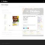[QLD] Arnott's Tim Tam or Mint Slice Chocolate Family Pack 330g - 337g $1.99 @ Drakes