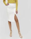Front Split Overwrap Skirt $6.35 + $8.95 Shipping @ SES Fashion
