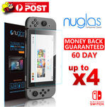 2x Nuglas Tempered Glass Nintendo Switch Screen Protectors $2.95 Delivered @ aus_firefly eBay