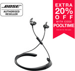 Bose QC30 Quietcontrol Noise Cancelling Wireless Earphones $327.20 Delivered @ Instylehifi eBay