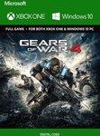 [XB1/PC] Gears of War 4 $4.69 @ CD Keys