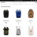 Up to 89% off Selected Items @ Crumpler