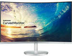 """Samsung CF591 C27F591 27"""" LED LCD Curved Gaming Monitor  $223.20, Corsair Rm1000i 1000W ATX PSU $188 Delivered @ Tech Mall eBay"""