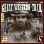 Great Western Trail (Board Game) $69.39 & Free Delivery @ OzGameShop.com
