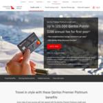 Qantas Premier Platinum, $199 Annual Fee, 120k Qantas Points (Min Spend $1500/Month for 6 Months)