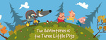 [Android] $0: The Three Little Pigs  (Ages 5 & Under) (Was $3.69) @ Google Play