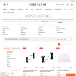 Ezibuy: 40% off Sitewide, Pumpkin Patch from $3 + Delivery (Exclusions Apply)