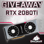 Win an NVIDIA GeForce RTX 2080 Ti Graphics Card from Craig 'Onscreen' Shannon