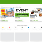 10% off Local Deals (up to $50 off) @ Groupon