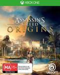 [XB1] Assassins Creed Origins $15 + Delivery ($0 with Prime/ $39 Spend) @ Amazon AU