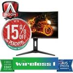 [eBay Plus] AOC C24G1 23.6in Full HD 1ms 144Hz Narrow Bezel FreeSync VA Curved Monitor $246.50 Delivered @ Wireless 1 eBay