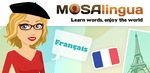 [Android] Free - Learn French with MosaLingua - Google Play Store