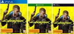 [Pre Order,XB1,PC,PS4] Cyberpunk 2077 $68 @ Harvey Norman
