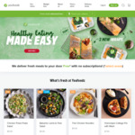 Youfoodz 8 Meals for $48 (Min Spend $79.60)