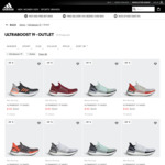 ½ Price - Ultraboost 19 $130 Delivered @ adidas